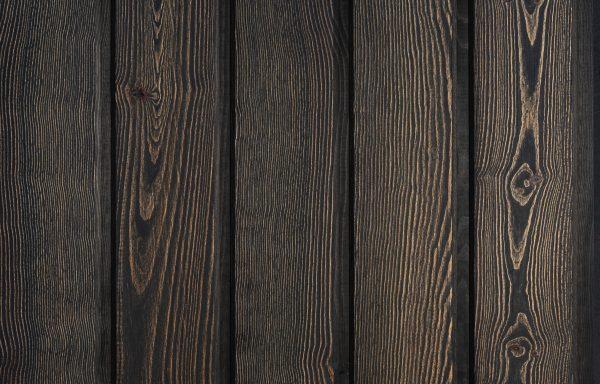 Lambris noir antique